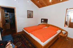 Schlafzimmer von dem Ferienhaus Casa Linda